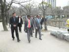 Timor-Leste e Japão discutem possibilidade de envio de trabalhadores timorenses para o Japão