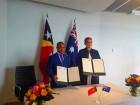 Timor-Leste e Austrália assinam novo memorando de entendimento para o Programa Laboral do Pacífico