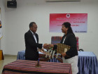 Government signs agreement with the Red Cross to support response to natural disasters
