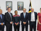 Government meets with DLA Piper Expert Team