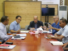 Government and TIMOR GAP analyze Tasi Mane project activities