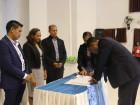New leaders of INFORDEPE take office