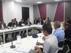 Interministerial Meeting on the Construction Project of the Beaço Liquefied Natural Gas Plant