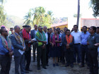 Inauguration and Promotion of the Biogas System