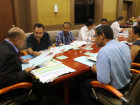 Government analyzes situation of pending infrastructure projects