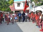 Timor-Leste comemora Dia Mundial da Criança em Baucau
