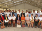 Ministry of Finance Present Management Material Public Finance and Financial Management for RAEOA Oecusse Authority