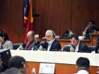 Propostas de Lei para a Ratificação do Tratado que Estabelece as Fronteiras Marítimas entre Timor-Leste e a Austrália Aprovadas na Generalidade