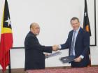 Strategic Partnership Agreement Between the Government of Timor-Leste and the Government of the Northern Territory of Australia