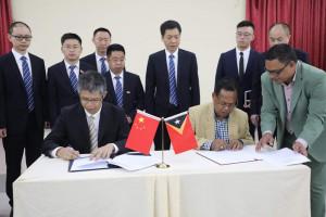 MS Asina Nota Entendementu ho Embaixada Xina iha Timor-leste (3)