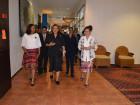 Princesa Maha Chakri Sirindhorn da Tailândia visita Timor-Leste