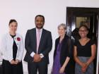 Dirigente da Asia Foundation visita Timor-Leste e admira os êxitos dos timorenses desde 1999