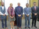 Governo reúne com responsável das Nações Unidas para os Assuntos Políticos e da Construção da Paz