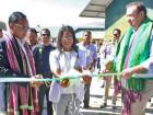 Inauguração de Oficina para Ambulâncias em Maubisse