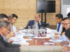 Reunião da Comissão Interministerial para a negociação do apoio financeiro à requalificação do Aeroporto Internacional Presidente Nicolau Lobato
