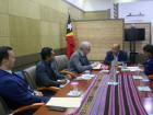 Governo e Banco de Desenvolvimento KfW reúnem para discutir cooperação na área do transporte marítimo
