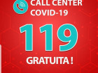 119 - emergency line for COVID-19