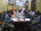 Infrastructure Fund Board of Directors examines rehabilitation measures for flood-affected areas
