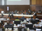 Government and National Parliament discuss measures to prevent and combat COVID-19 and the execution of the declaration of state of emergency