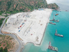 Obras do Porto de Tibar não serão suspensas durante o Estado de Emergência