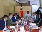 PCM reúne com o Grupo de Trabalho para o Projeto de Desenvolvimento do Aeroporto Internacional Presidente Nicolau Lobato