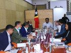 PCM hala'o sorumutuk ho Grupu Traballu ba Projetu Dezenvolvimentu Aeroportu Internasionál Prezidente Nicolau Lobato