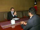 Government and European Union analyze cooperation partnership in the country