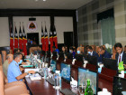 Interministerial meeting to analyze the response to natural disasters