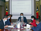 Meeting to coordinate the implementation of Government projects and programs