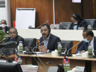 Government and National Parliament discuss implementation of the Covid-19 Fund