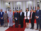Inauguration of the members of the Commission for the Preparation of the Economic Recovery Plan