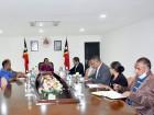 Ministro das Obras Públicas apresenta plano e programa do setor ao Primeiro-Ministro