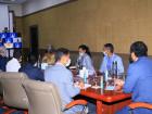 Ministro da Presidência do Conselho de Ministros reúne com representantes do ADB