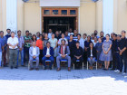 Visita do Ministro da Presidência do Conselho de Ministros à Imprensa Nacional de Timor-Leste