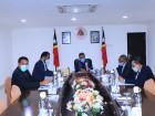 1st Meeting of the Institutional Reforms Coordination and Monitoring Committee