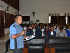 Secretary of State for the Environment organizes the first meeting with the Environment Voluntary Brigade