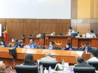 Government and National Parliament discuss economic recovery measures