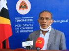 Minister of Presidency of the Council of Ministers meets with the CDT-TL Executive Director