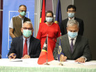 Government and ADB sign $ 1 million grant agreement to respond to floods