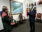 Prime Minister meets with Chinese Ambassador to Timor-Leste