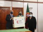Timor-Leste recebeu hoje mais 130 mil doses de vacinas oferecidas por Portugal