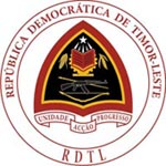 Bandeira da República Democrática de Timor-Leste