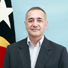 Minister of Petroleum and Mineral Resources - Alfredo Pires