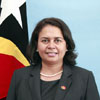 Secretary of State for the Support and Socio-Economical Promotion of Women - Veneranda Lemos Martins