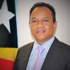 Vice Minister of Commerce, Industry and the Environment - Filipus Nino Pereira