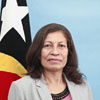 Vice Minister of Health - Ana Isabel Soares