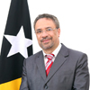 Ministro do Petróleo - Hernani Filomena Coelho da Silva