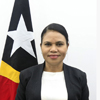 Minister of Social Solidarity and Inclusion - Armanda Berta dos Santos