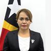 Vice-Ministra para os Cuidados de Saúde Primários - Élia António de Araújo dos Reis Amaral